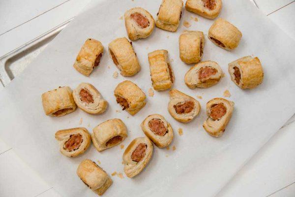 Mini Sausage Roll